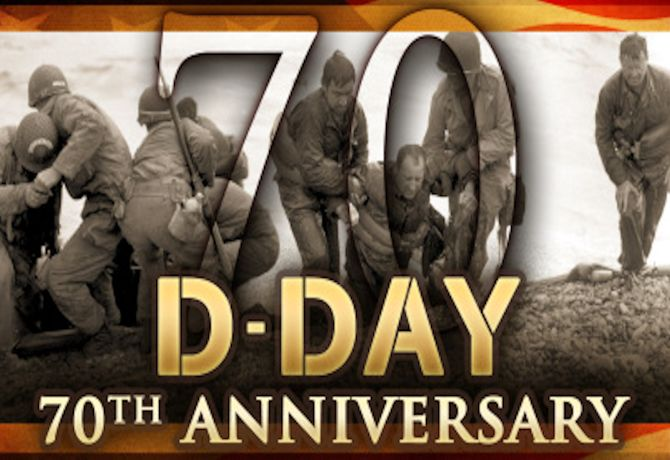 70th Anniversary Events  National DDay Memorial