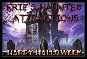 Haunted Attractions ad