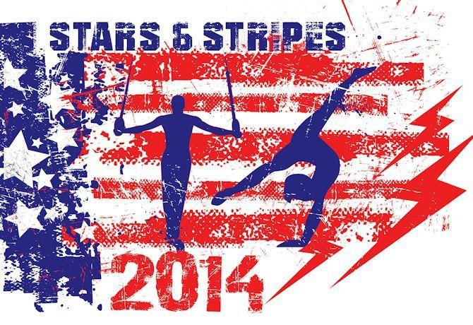 StarsandStripesgymnastics